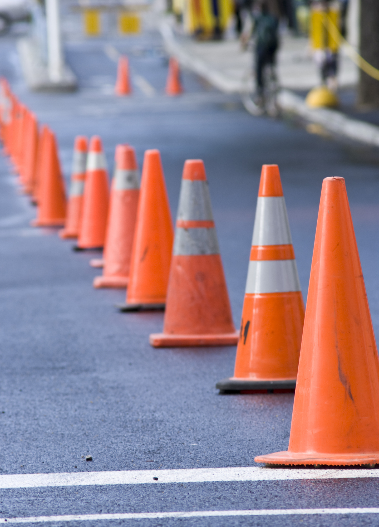 Traffic to be Impacted in Three Locations Starting the Week of Oct. 15