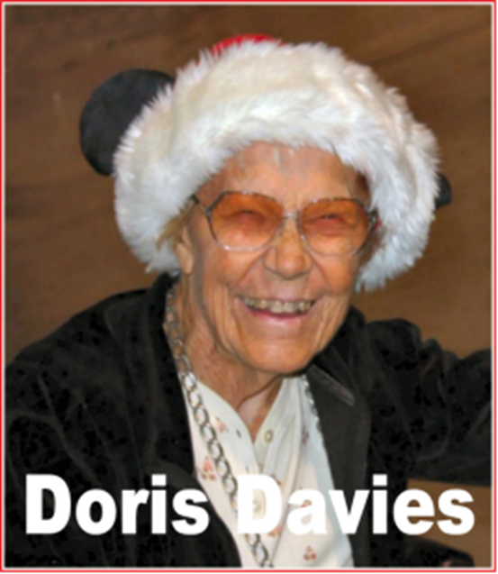 Photo of Doris Davies