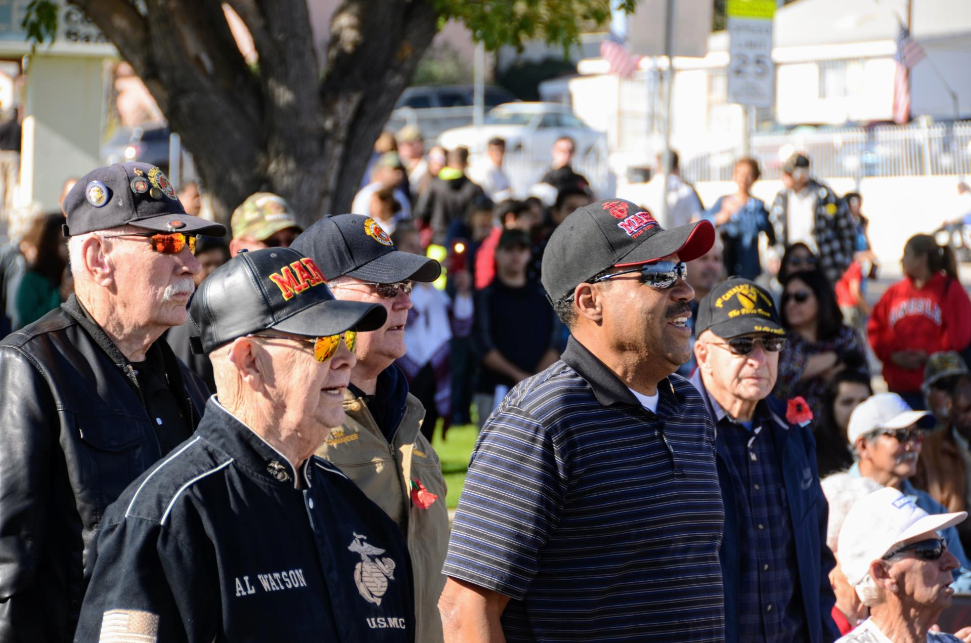 We're Seeking Participants for our Veterans Day Parade & Ceremony