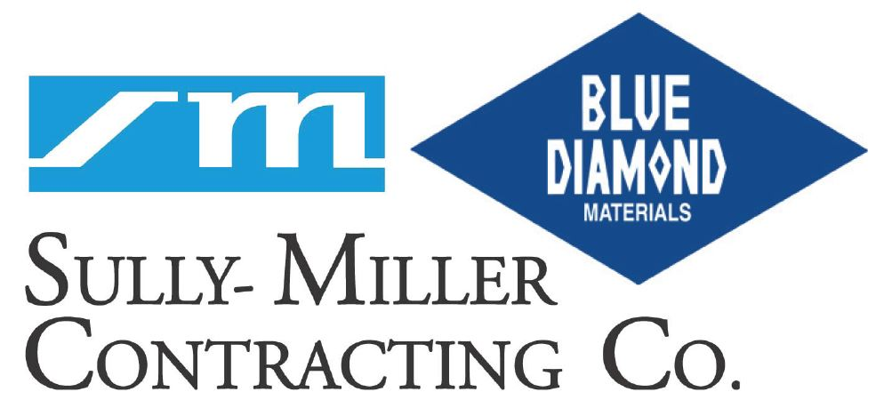 Sully-Miller Blue Diamond New Logo - Created by Susan Newman