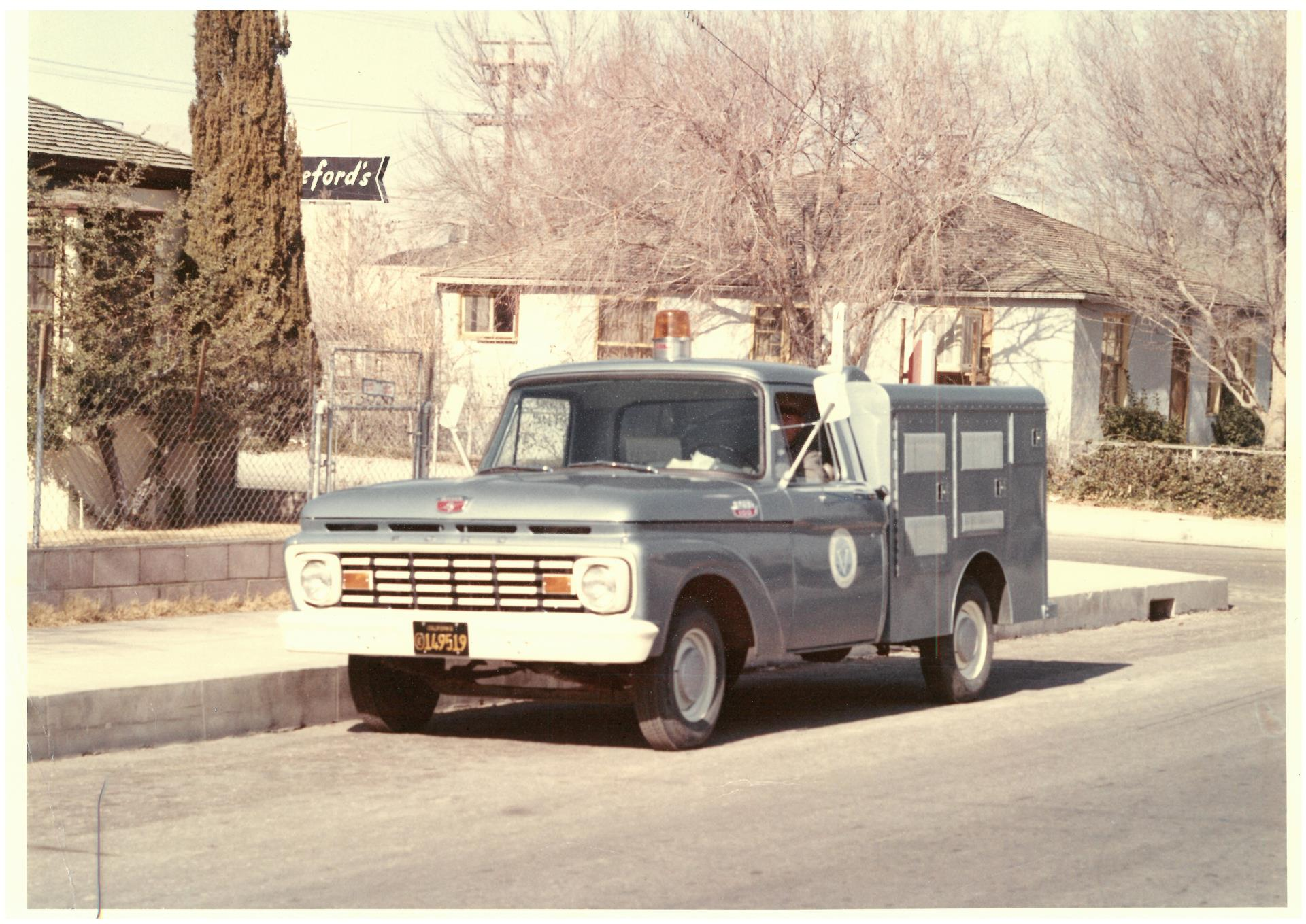 Old VV ACC Truck