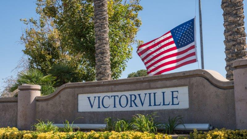 city of victorville water